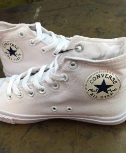 Converse chuck 2 trắng cổ cao