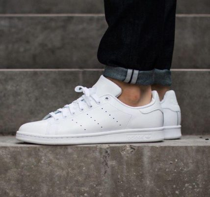 Stan smith full trắng