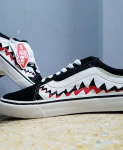 vans old shark black superfake