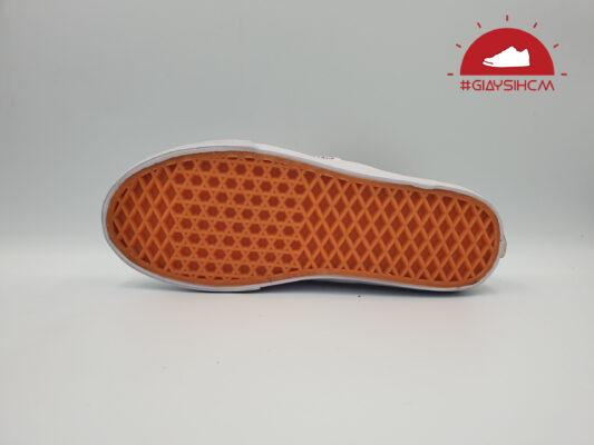 vans classic slip-on trắng