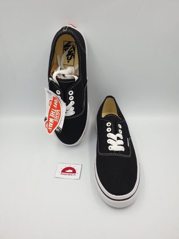vans classic đen