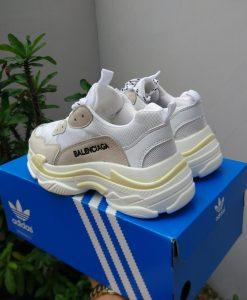 Balenciaga trip S trắng