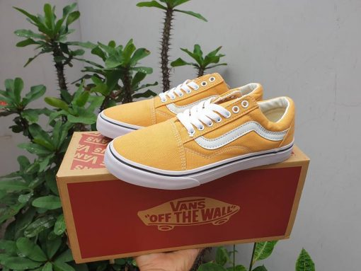 vans old skool vàng