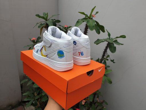 Nike air force Chicago cổ cao
