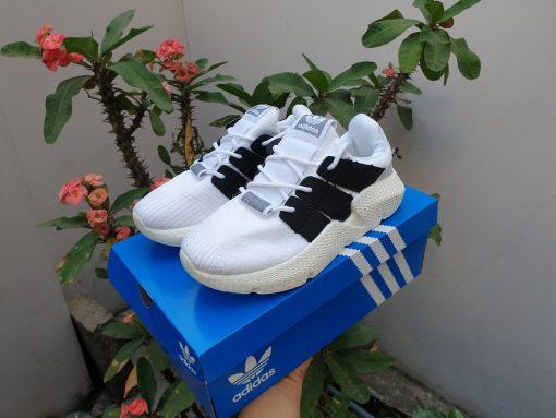 adidas prophere trắng đen