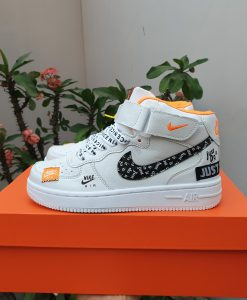 nike air force JDI cổ cao trắng