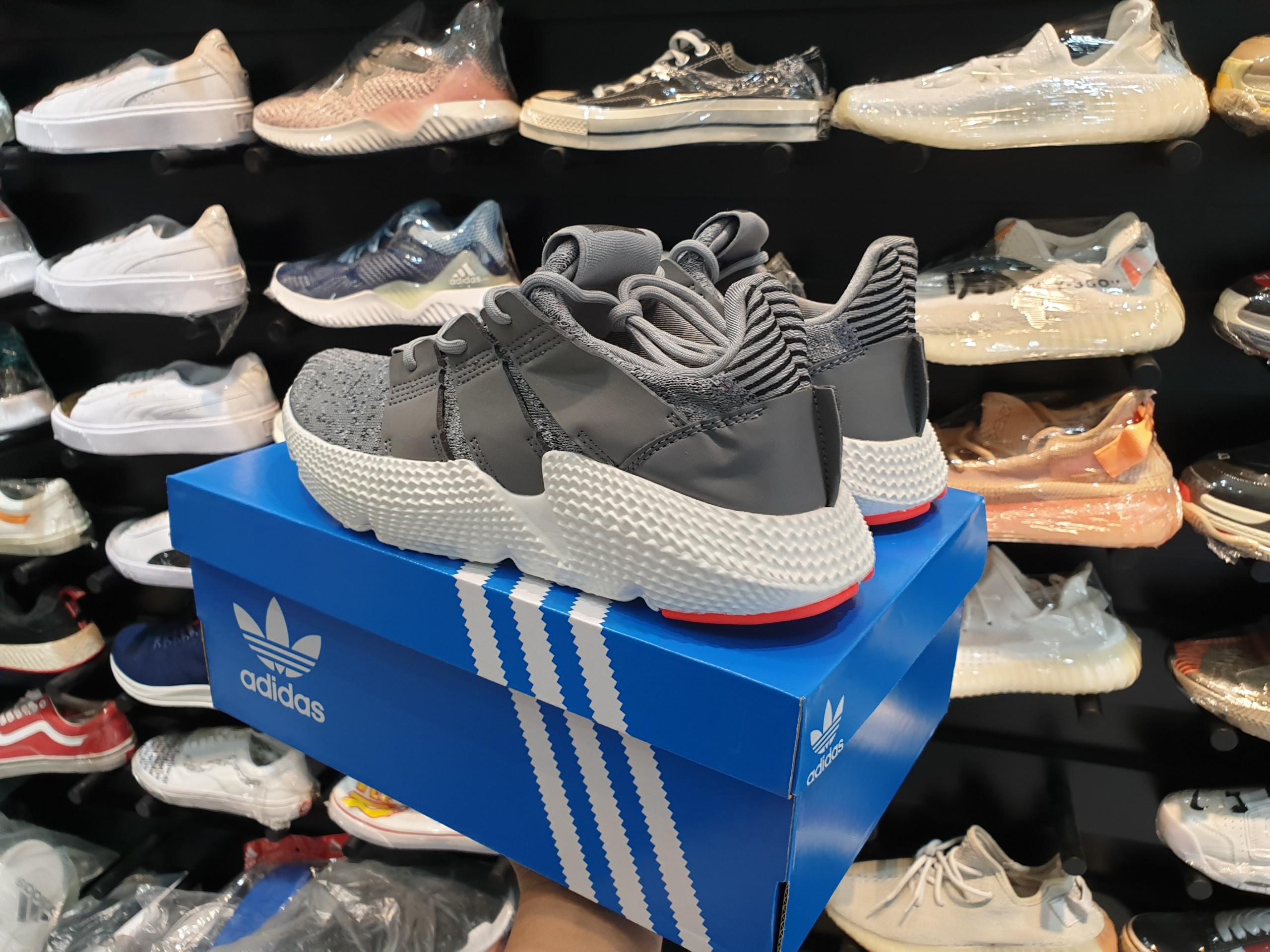 Adidas prophere xám replica