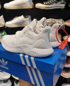 Alphabounce trắng sf