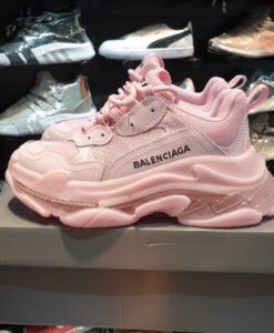 Balenciaga hồng đế air