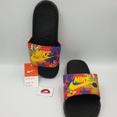 Nike benassi hawai 2 đỏ