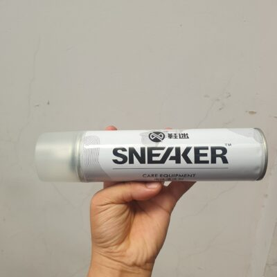 Chai vệ sinh giày sneaker bọt tuyết