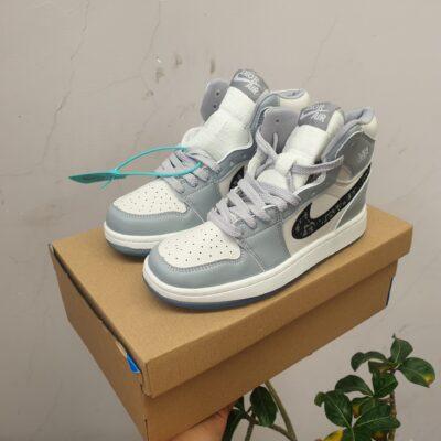 Giày jordan 1 Dior cổ thấp