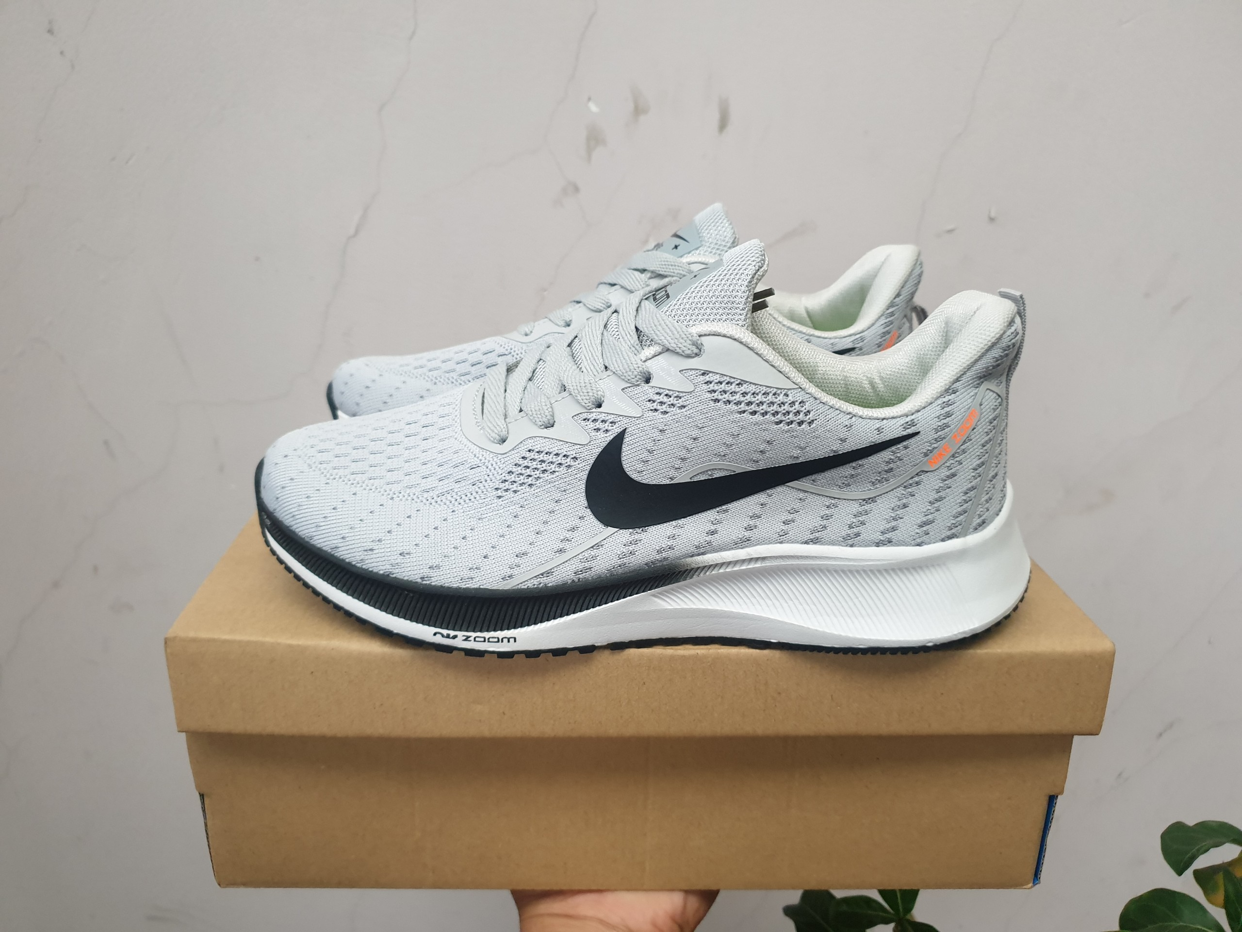 Giày Nike Zoom 1 xám