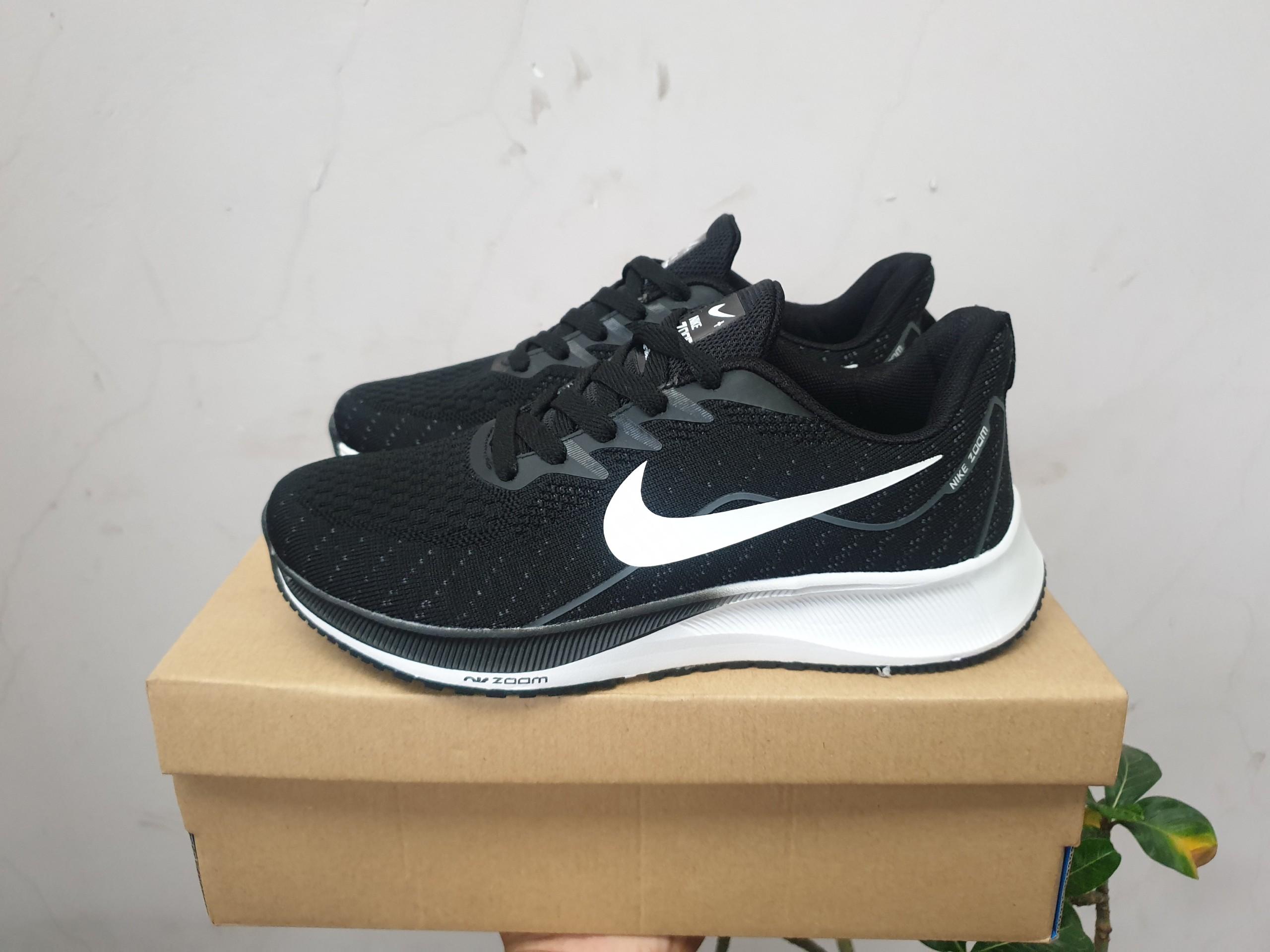 Giày nike Zoom 1 đen trắng