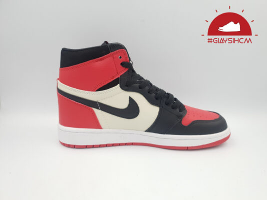 Jordan 1 Retro High Og Bred Toe replica