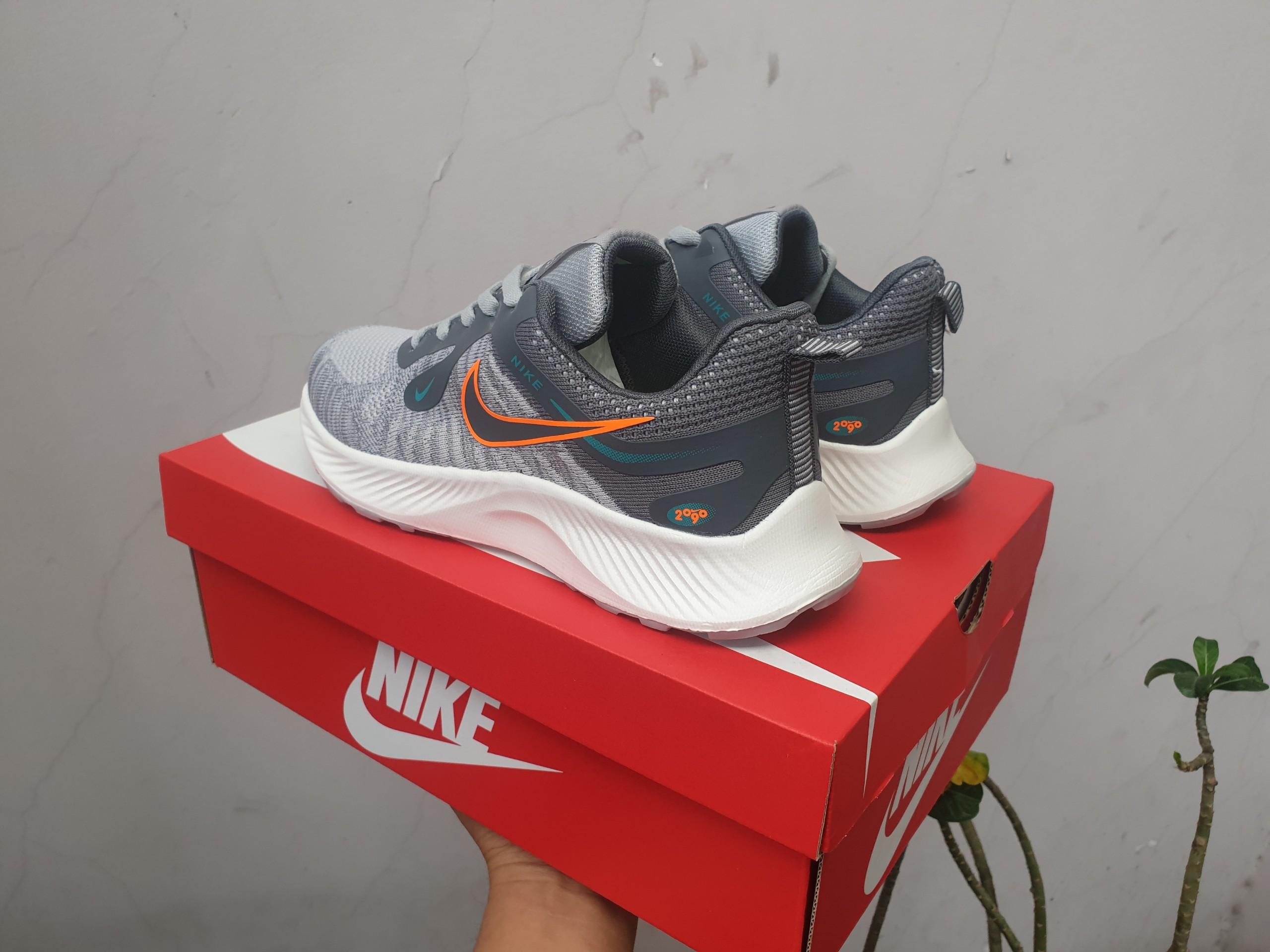Giày Nike Zoom 03 xám nhạt