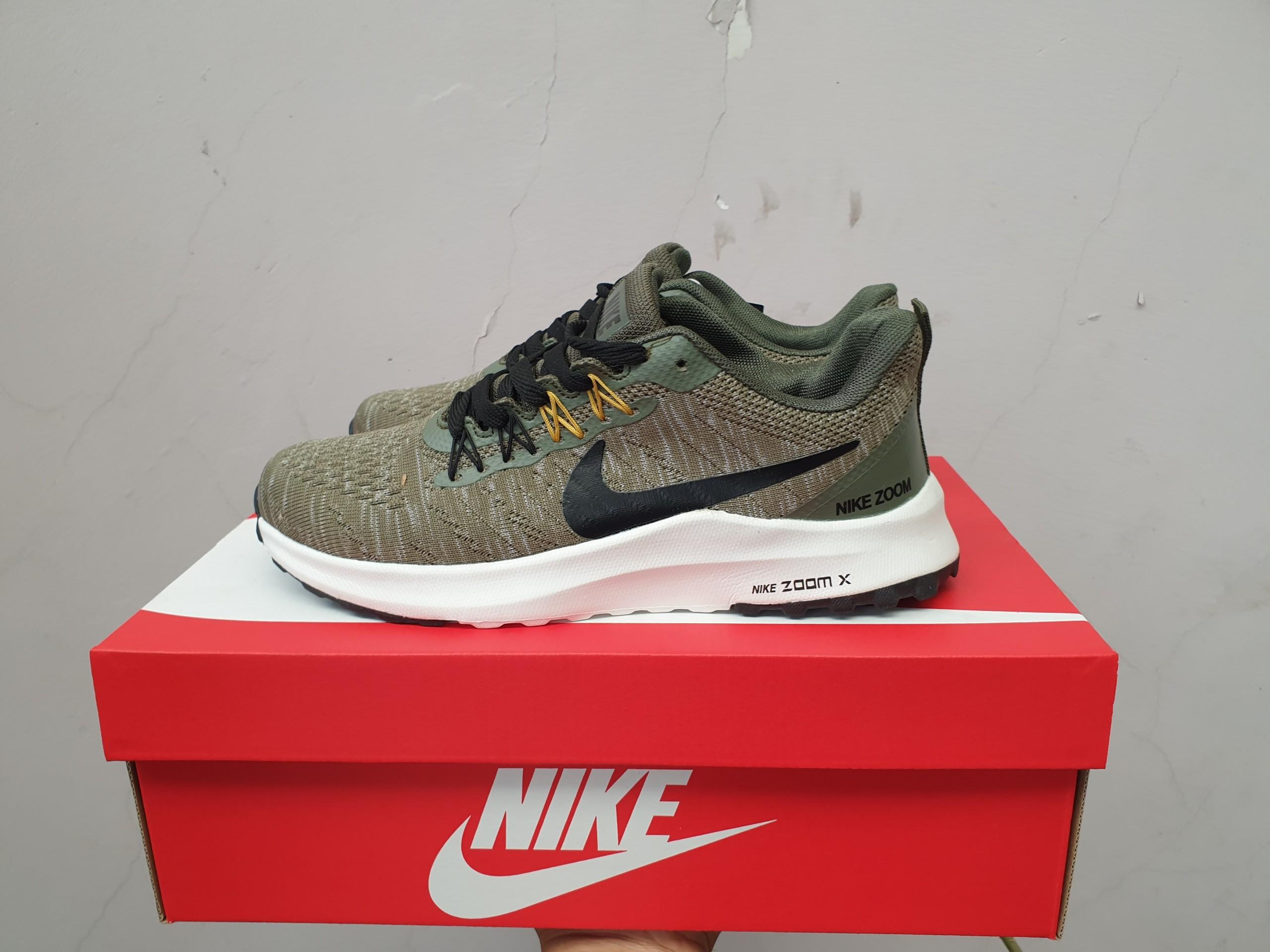 Giày Nike Zoom 04 xanh riêu