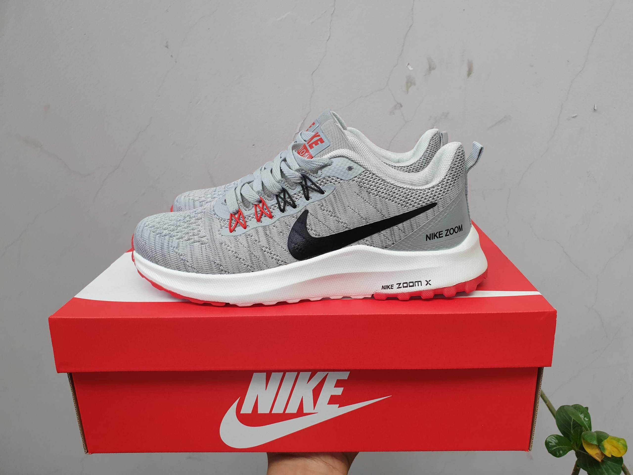 Giày Nike Zoom 04 xám