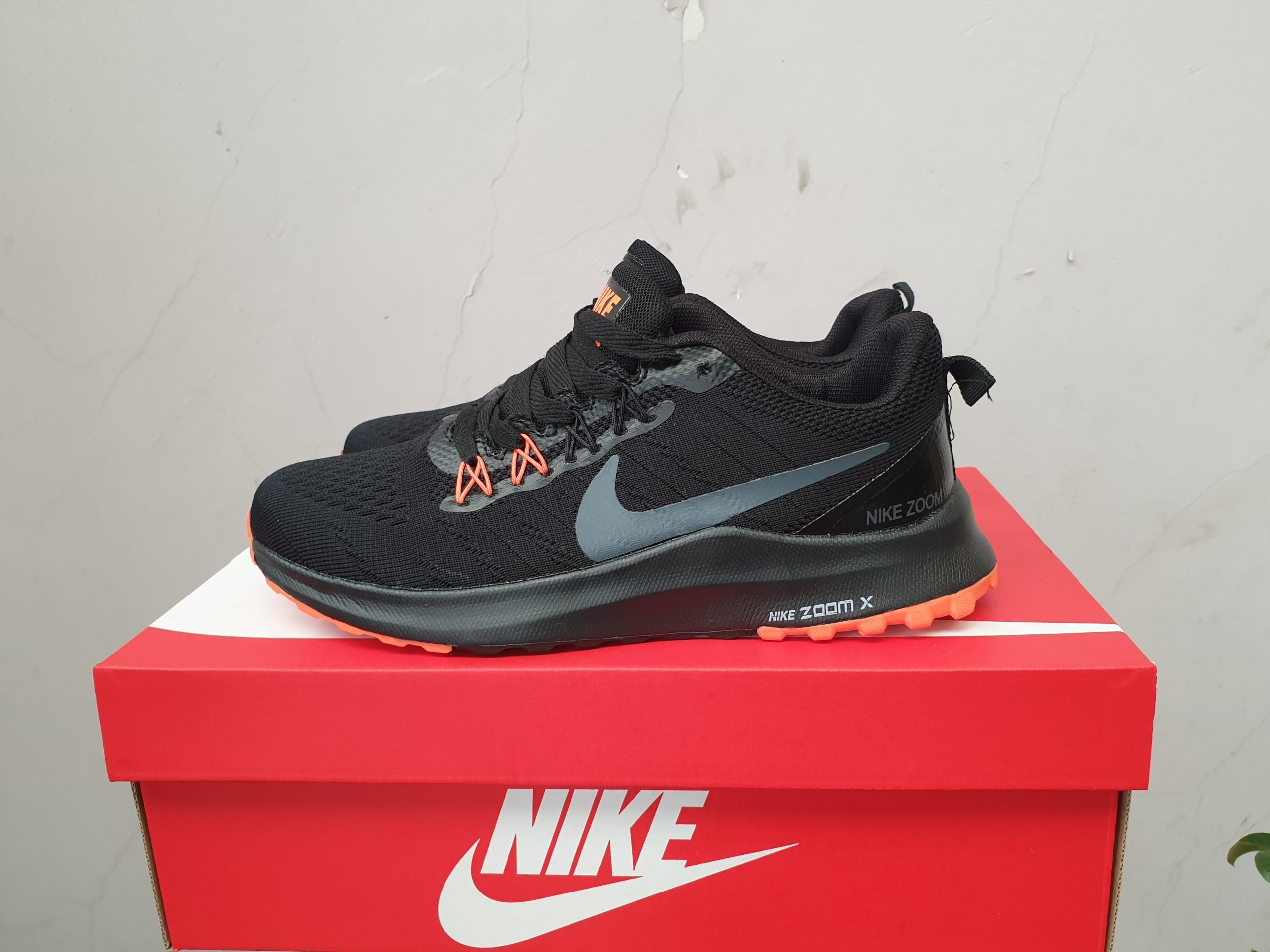 Giày Nike Zoom 04 đen full