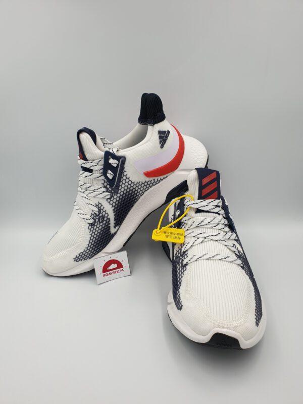 Giày Alphabounce 2020 màu trắng replica