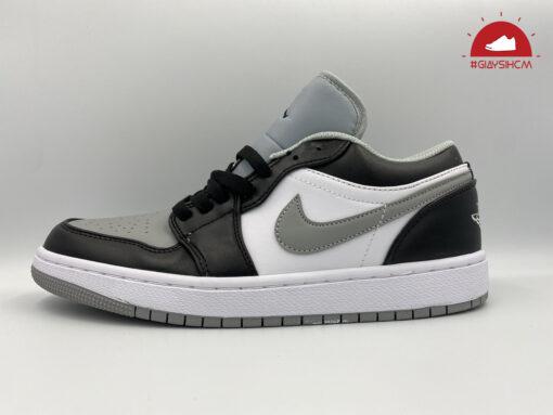 Giày Nike Air Jordan 1 low shadow (grey toe) rep