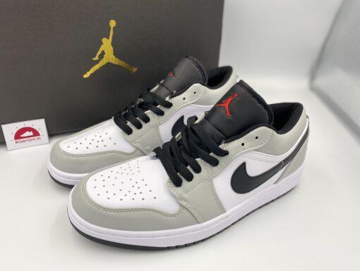 Nike Air Jordan 1 Low Light Smoke Grey Rep
