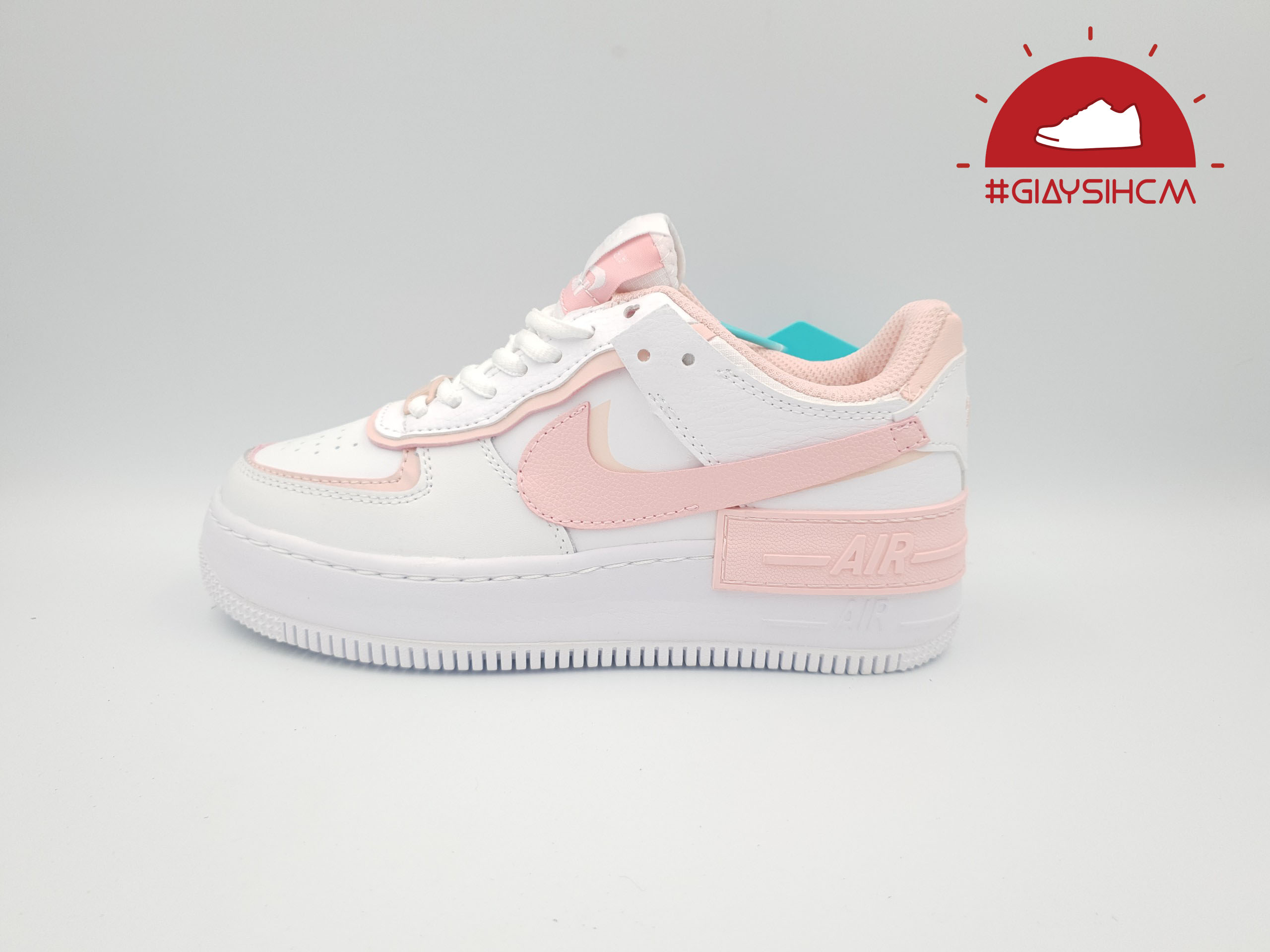 giay-nike-air-force-1-shadow-white-coral-pink-replica