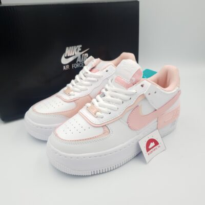 Air Force 1 Shadow white coral pink replica