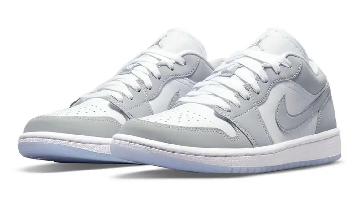 Air-Jordan-1-Low -Wolf Grey
