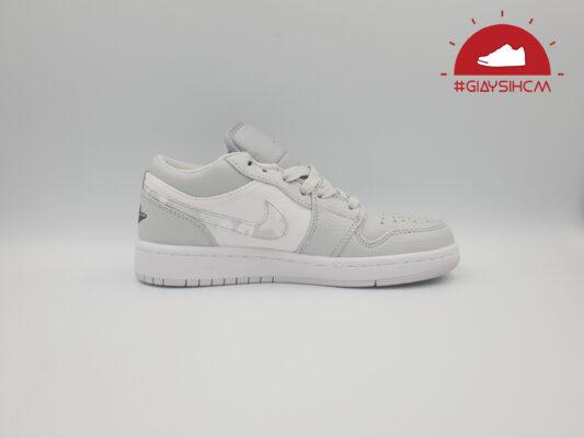 Jordan 1 Low White Camo replica