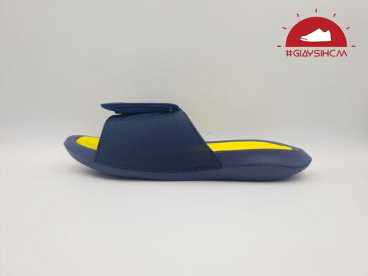 jordan hydro 6 màu xanh lót vàng