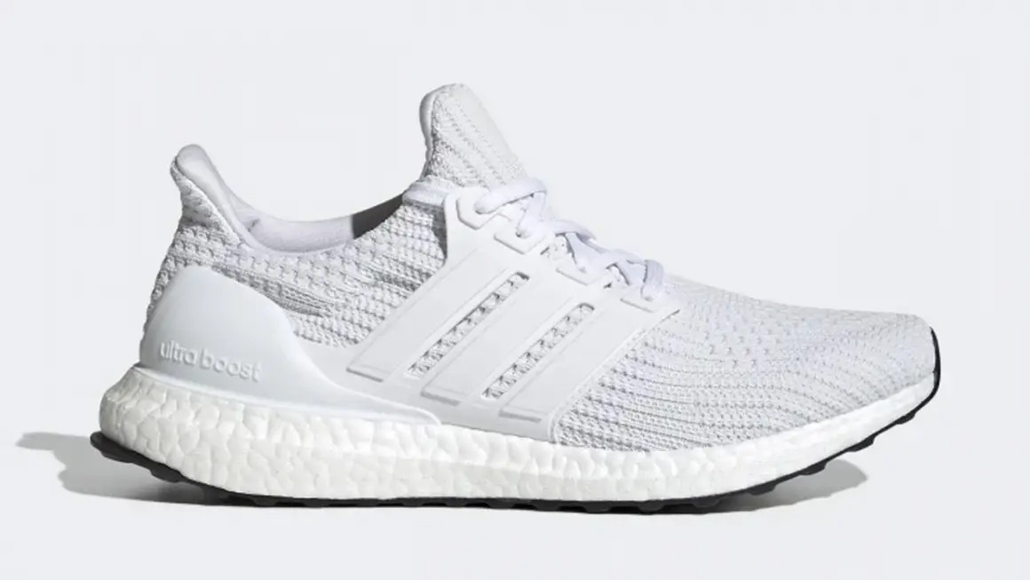 """adidas Ultra Boost 4.0 DNA """"Cloud White"""""""