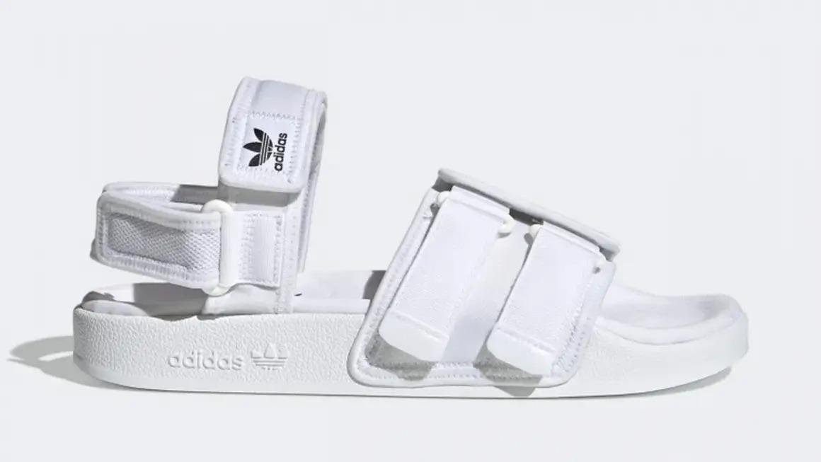 "adidas Adilette Sandals ""Cloud White"""