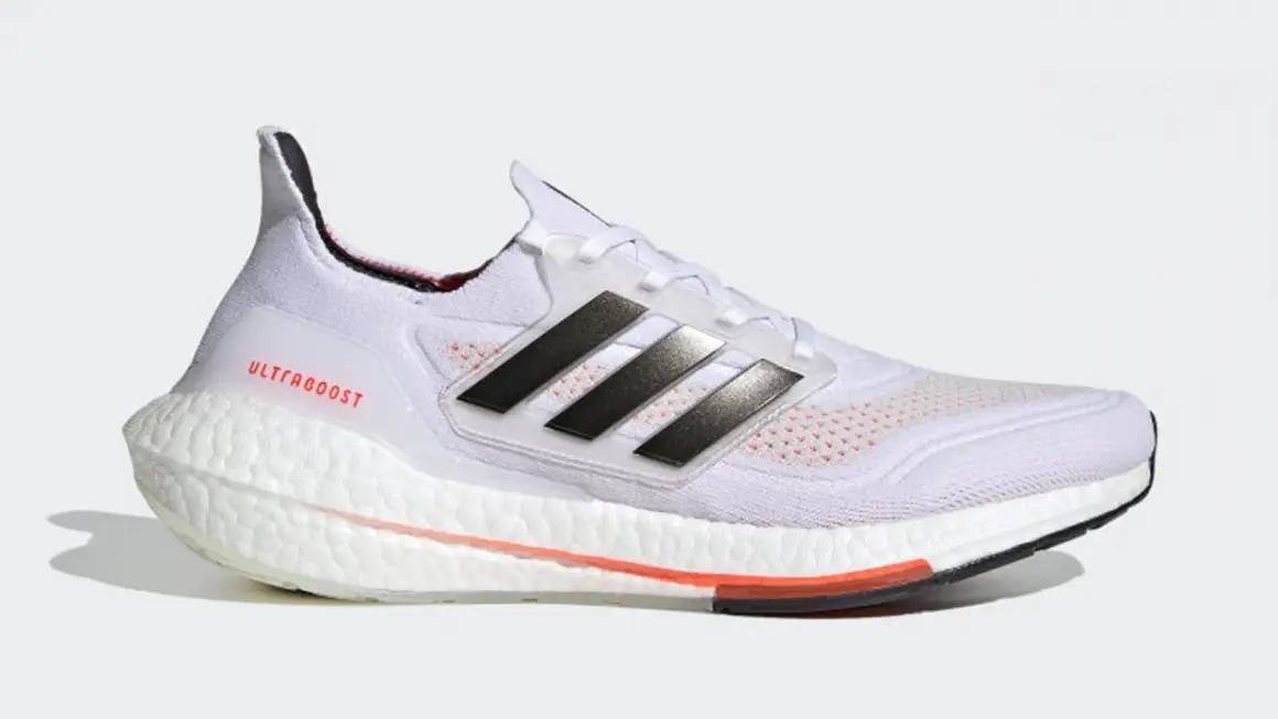 "adidas Ultra Boost 21 Tokyo Running ""Cloud White"""