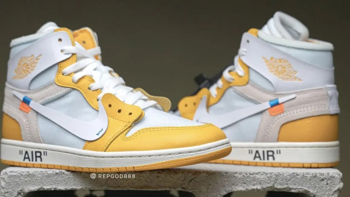 Off-White-x-Air-Jordan-1-Canary-Yellow