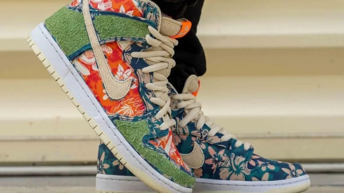Nike-SB-Dunk-High -Maui-Wowie