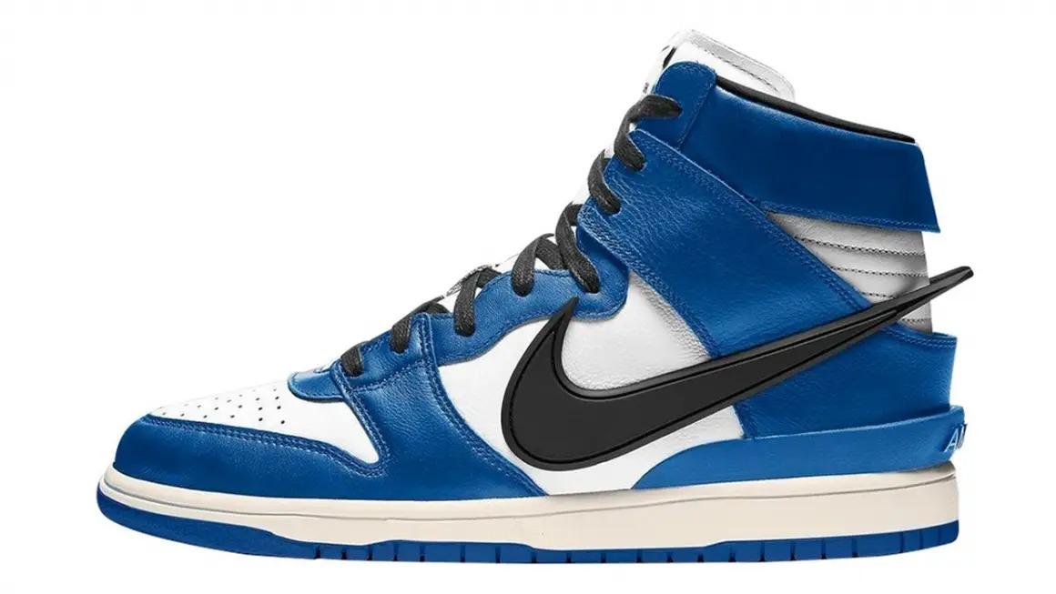 AMBUSH-x-Nike-Dunk-High-Deep-Royal-Blue