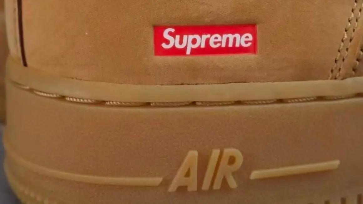 Supreme-x-Nike-Air-Force-1-Flax